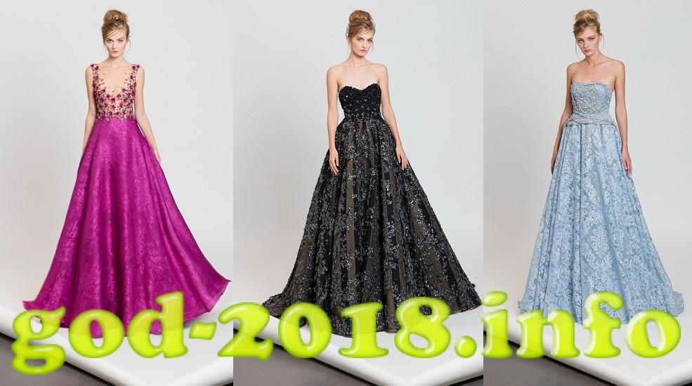 Modnye vechernie plat'ja osen'-zima 2017-2018 novinki varianty foto (4)