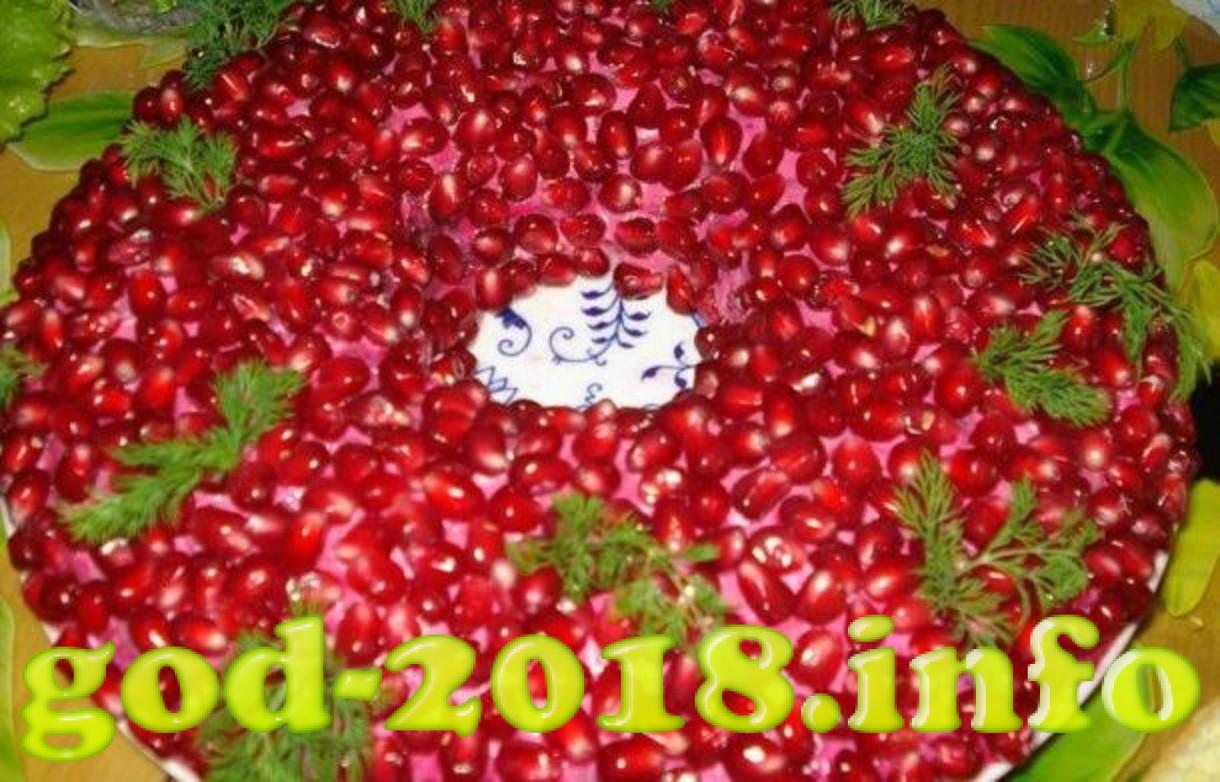 Novogodnee menju 2018 recepty dlja prazdnichnogo stola