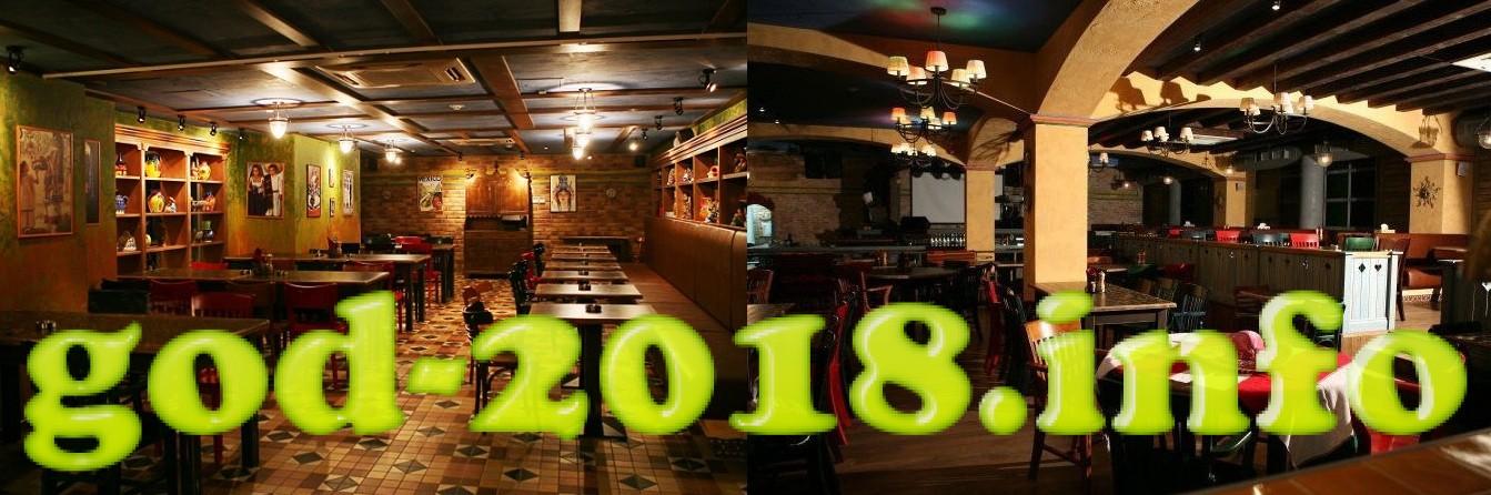 Novyj god 2018 v restoranah Moskvy i Kieva (2)