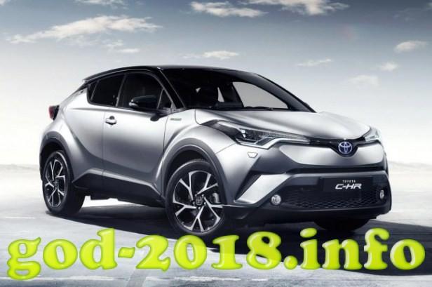 Toyota CH-R 2018 foto (6)