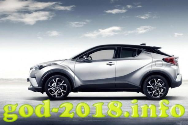 Toyota CH-R 2018 foto (7)