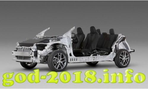 Toyota Camry 2018 foto (3)