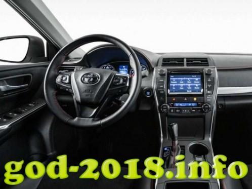 Toyota Camry 2018 foto (7)