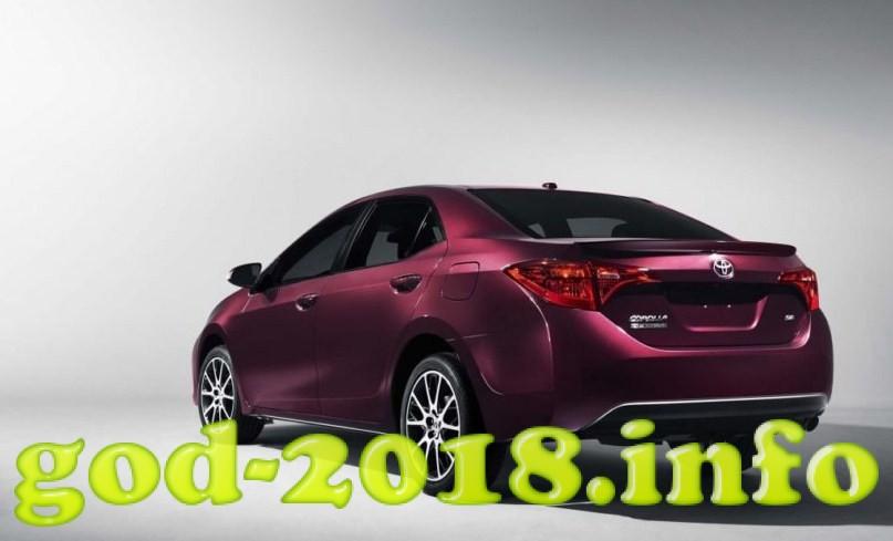 Toyota Corolla 2018 foto (8)