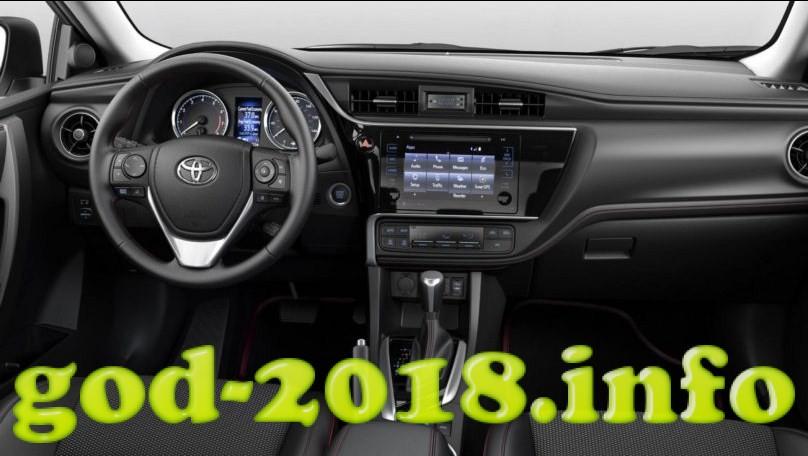 Toyota Corolla 2018 foto (9)