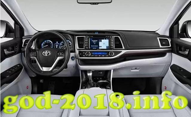 Toyota Highlander 2018 foto (11)