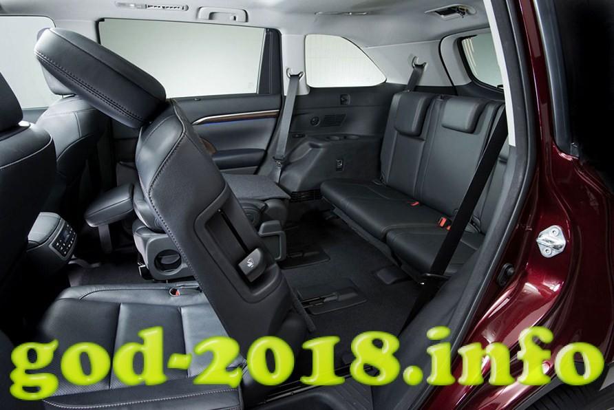 Toyota Highlander 2018 foto (15)