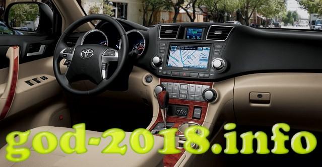 Toyota Highlander 2018 foto (8)