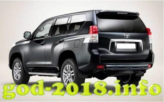 Toyota Land Cruiser Prado 2018 foto (13)