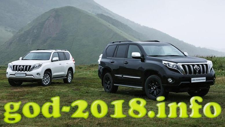 Toyota Land Cruiser Prado 2018 foto (18)