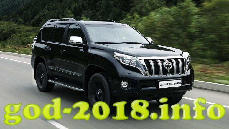 Toyota Land Cruiser Prado 2018 foto (19)