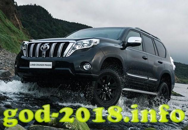 Toyota Land Cruiser Prado 2018 foto (24)