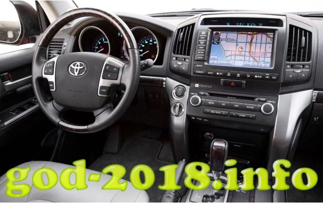 Toyota Land Cruiser Prado 2018 foto (5)