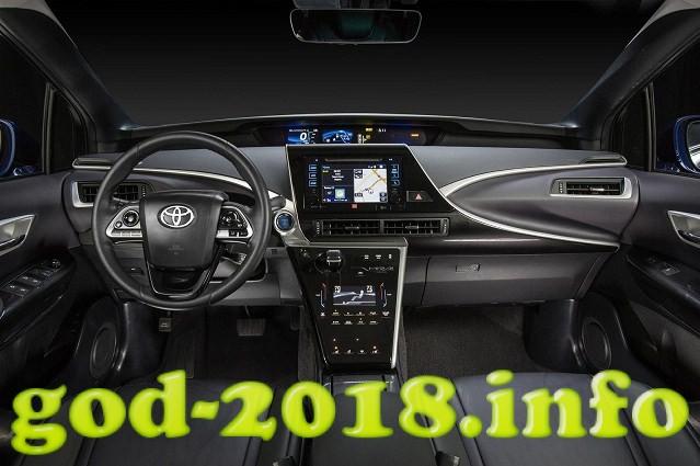 Toyota Mirai 2018 foto (11)