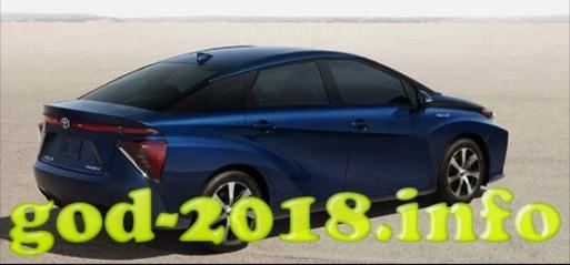Toyota Mirai 2018 foto (14)