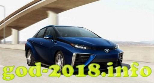 Toyota Mirai 2018 foto (15)