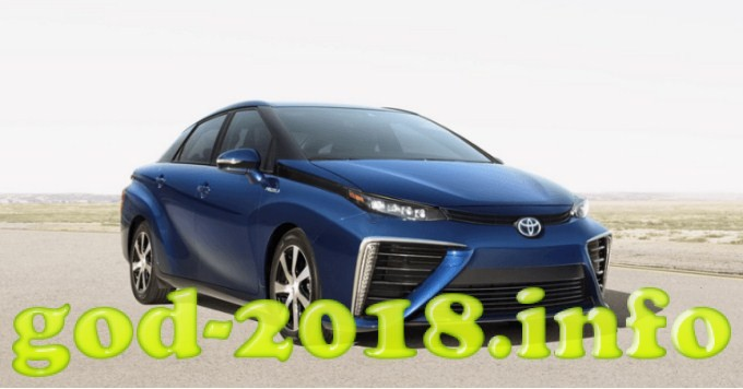 Toyota Mirai 2018 foto (18)