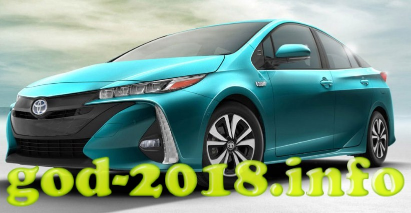 Toyota Prius 2018 foto (1)