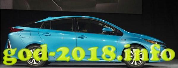 Toyota Prius 2018 foto (2)