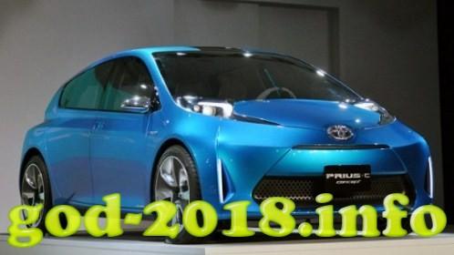 Toyota Prius 2018 foto (26)