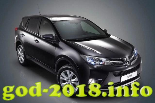 Toyota RAV4 2018 foto (3)