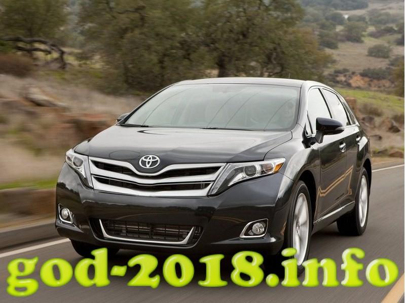 Toyota Venza 2018 (3)