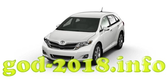 Toyota Venza 2018 foto (3)
