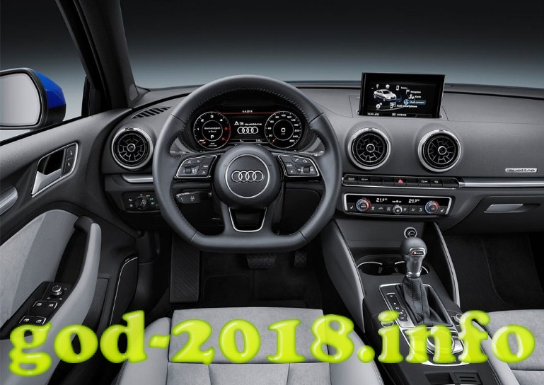 Audi A3 2018 foto (2)