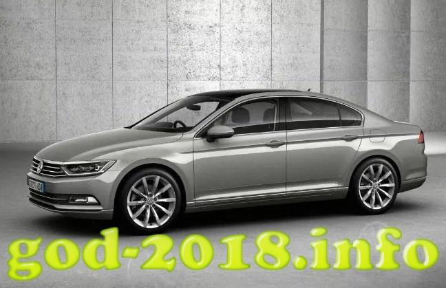 Volkswagen Passat 2018 foto (7)