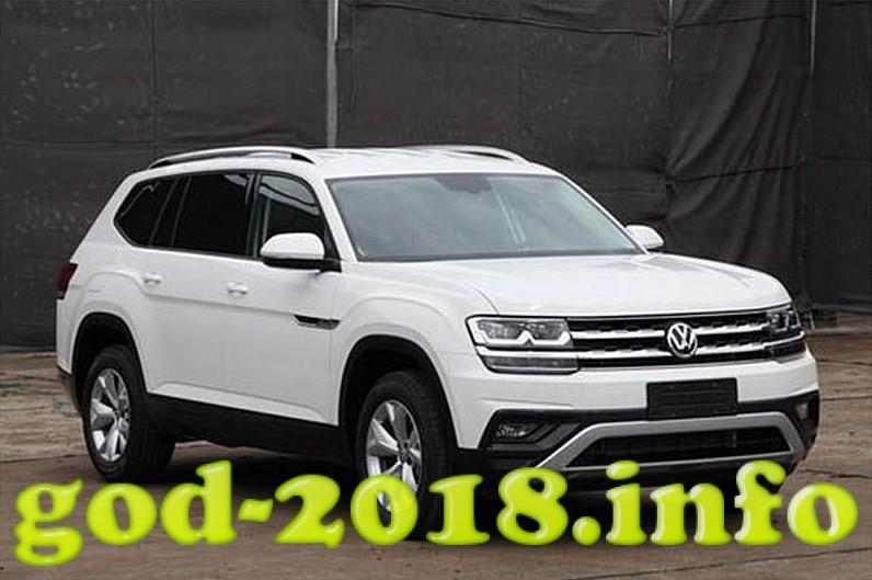 Volkswagen Teramont 2018 foto (1)