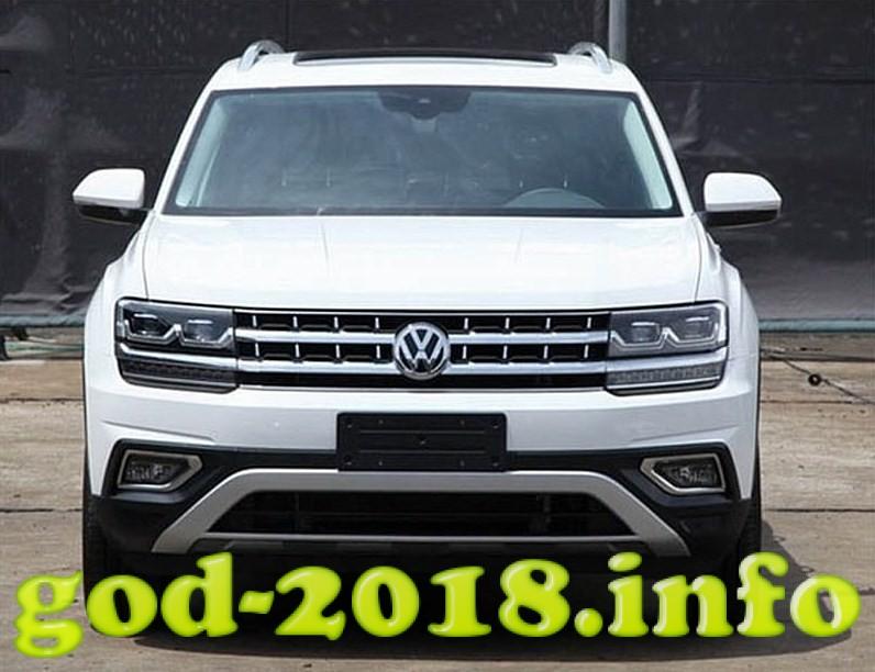 Volkswagen Teramont 2018 foto (2)