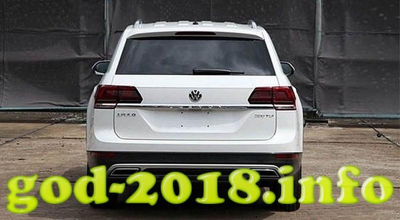 Volkswagen Teramont 2018 foto (4)
