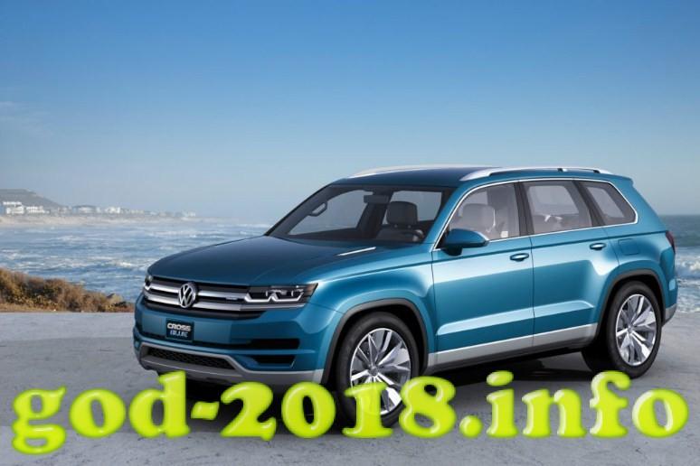 Volkswagen Teramont 2018 foto (6)