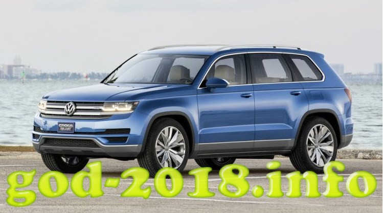 Volkswagen Teramont 2018 foto (9)