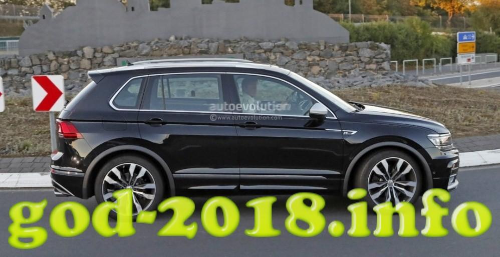 Volkswagen Tiguan 2018 foto (18)