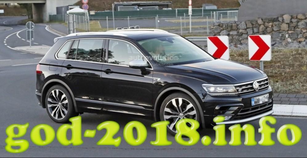 Volkswagen Tiguan 2018 foto (19)