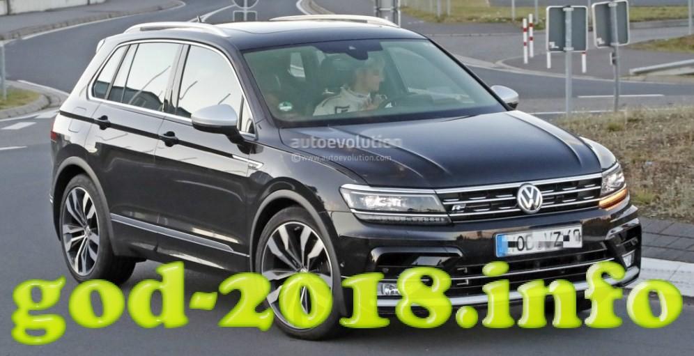 Volkswagen Tiguan 2018 foto (20)