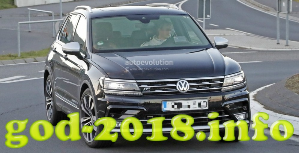 Volkswagen Tiguan 2018 foto (21)