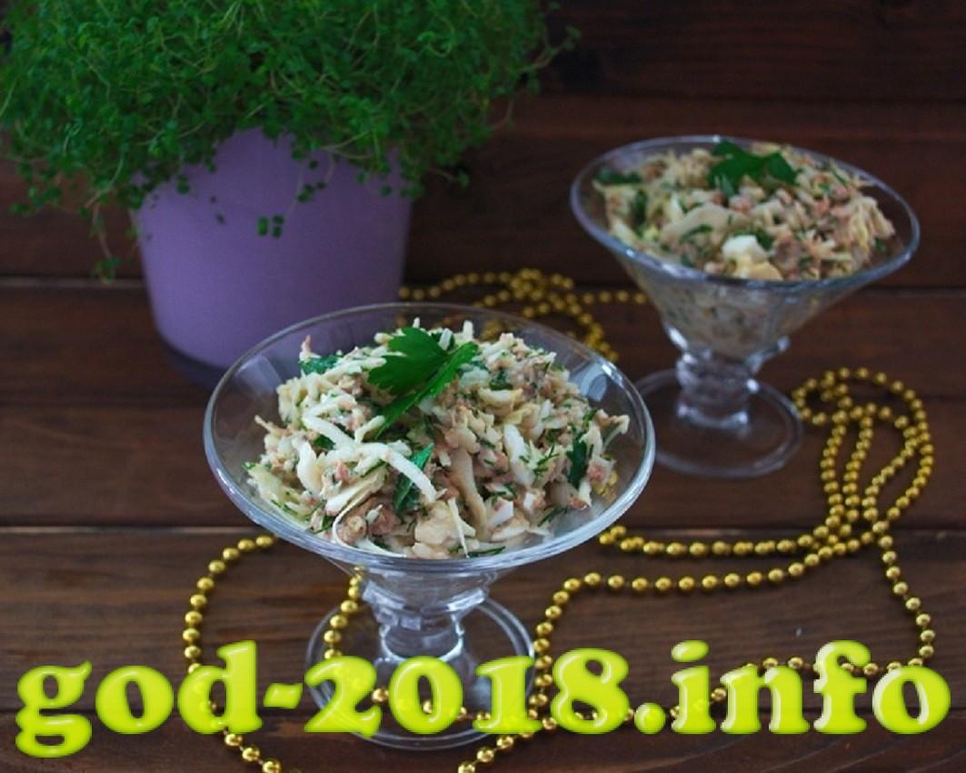 Luchshie novogodnie salaty 2018