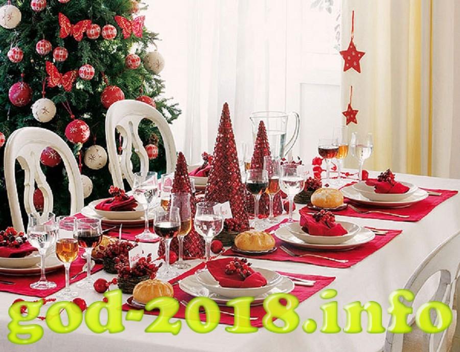novogodnee-ukrashenie-i-servirovka-stola-2018-sovety-i-pravila-11