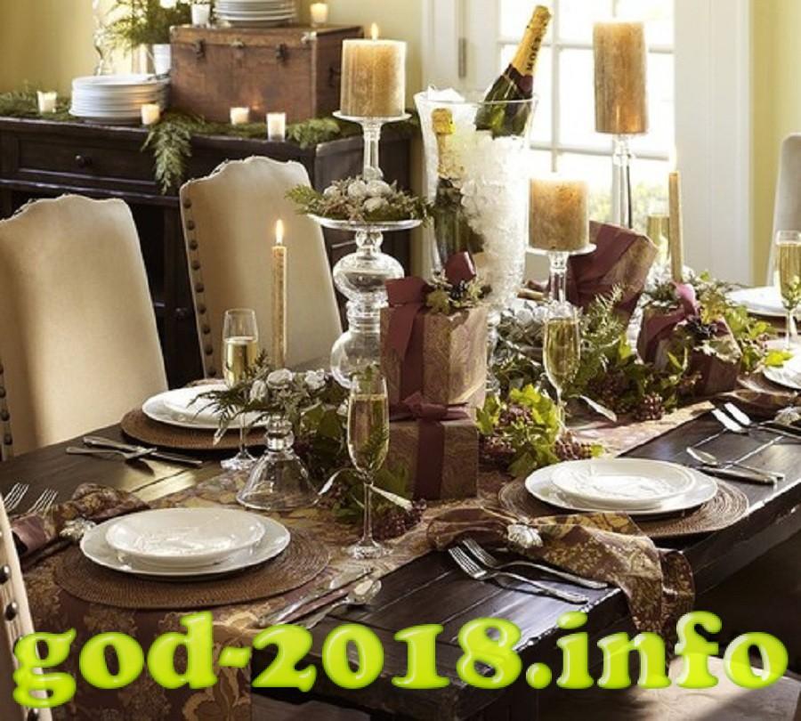 novogodnee-ukrashenie-i-servirovka-stola-2018-sovety-i-pravila-14