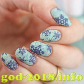modnyj-manikjur-na-novyj-god-2018-sobaki-novinki-foto-4