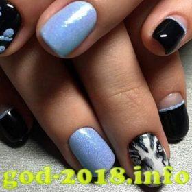 stilnyj-manikjur-shellakom-na-novyj-god-2018-idei-4
