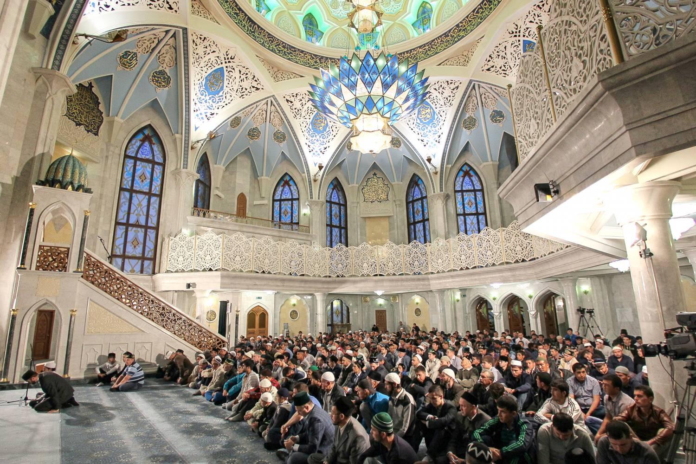 Праздник в Татарии