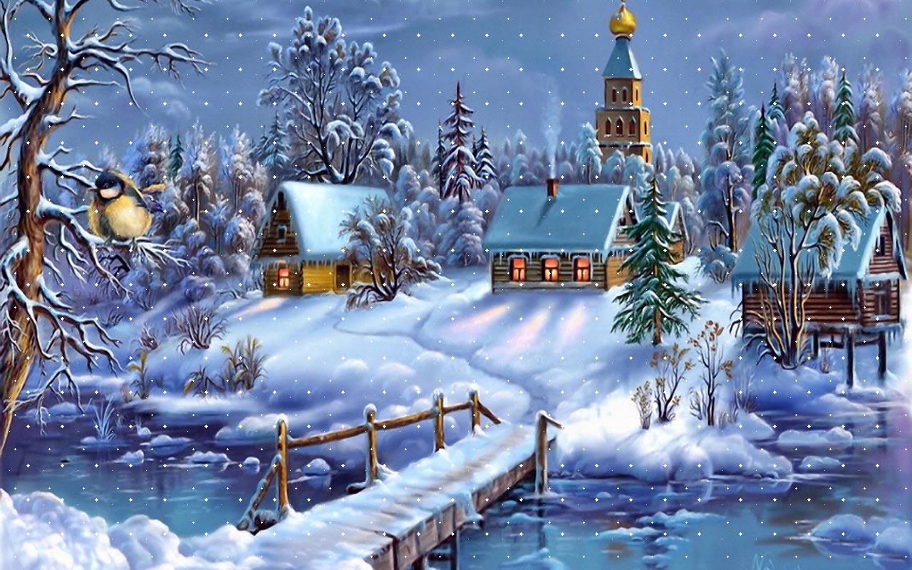 Календарь церковных праздников на февраль 2018 года